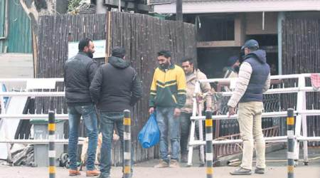 How procedures and protests grounded planned liquor shop at Srinagar Airport