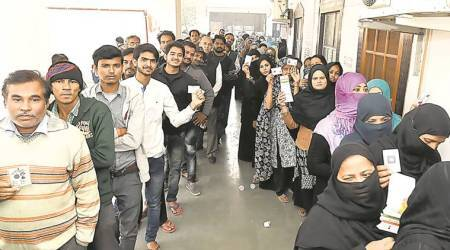In Lucknow, the Muslim vote: 'Don't know candidates, have to rely on party symbols'