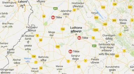 Fire breaks out in police post in Ludhiana