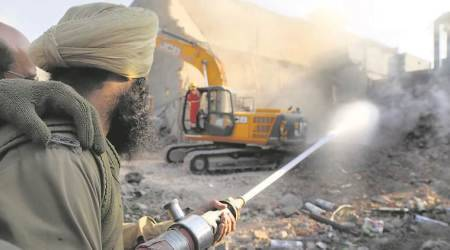 Ludhiana fire tragedy: Six days on, search continues for three missingfiremen