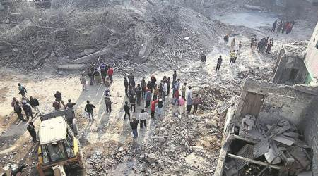 Ludhiana fire and building collapse: Three missing firemen finally declareddead