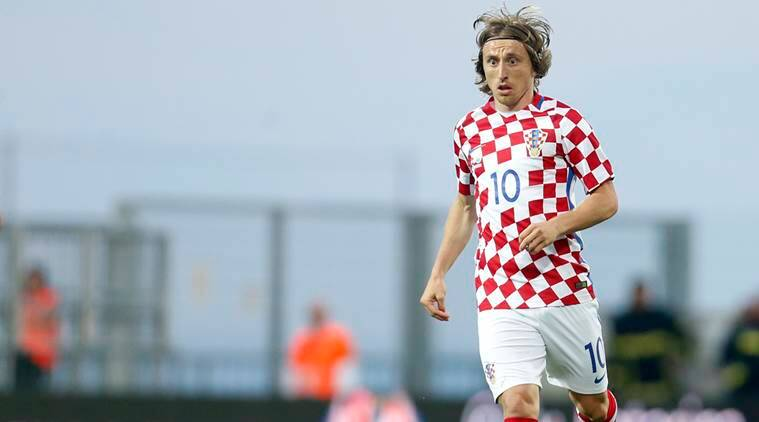new arrival 9de91 20aa5 Croatia need Luka Modric to get back to his best for World ...