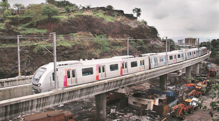 Mumbai Metro Rail Corporation, Mumbai Metro, MMRC, MMRC Land, Mumbai Metro Land, Mumbai News, Latest Mumbai News, Indian Express, Indian Express News