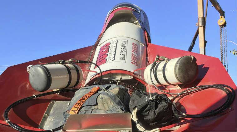 A Self-Taught Astronaut Plans To Fly His Homemade Rocket