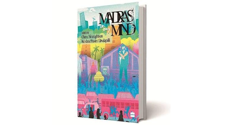 Madras on my Mind, Chitra Viraraghavan, Krishna Shastri Devulapalli, HarperCollins Publishers