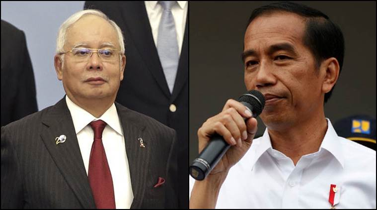 Malaysia, Indonesia, Najib Razak, Joko Widodo, European Union, oil palm plantations, world news