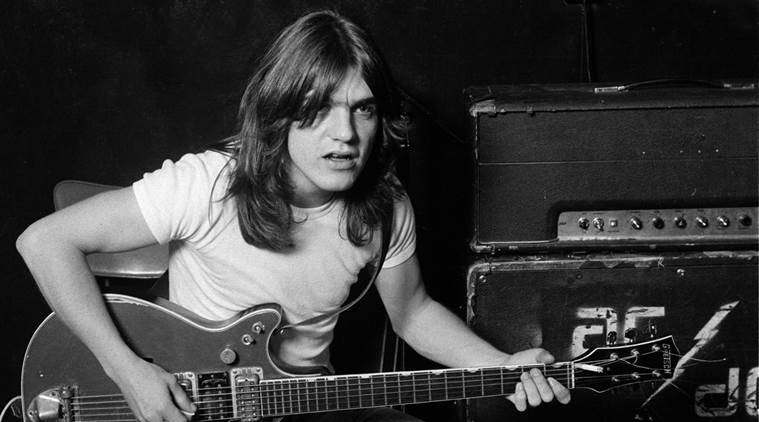 Malcolm Young has died