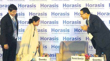 mamata banerjee, west bengal CM mamata banerjee, horasis asia meeting, rajarhat, indian express, ease of doing business, express online