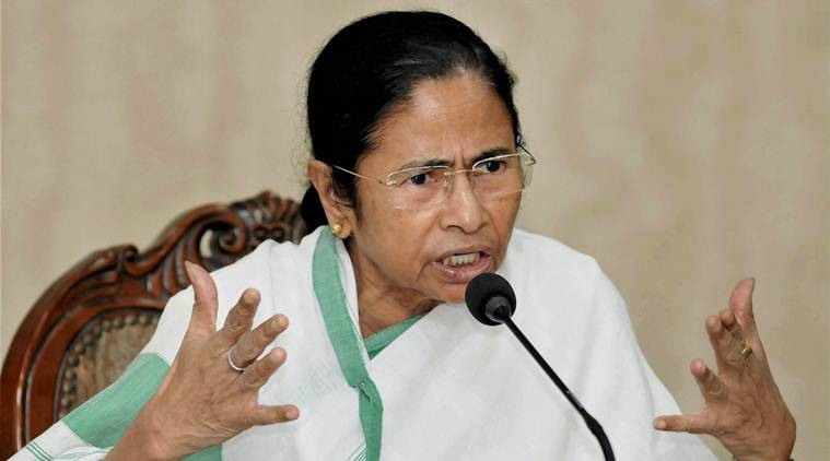 mamata bannerjee, tmc, trinamool congress, aadhaar data leak, indian express