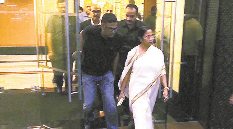 Kolkata accounted for over 45 percent of total attendance, claims Mamata Banerjee