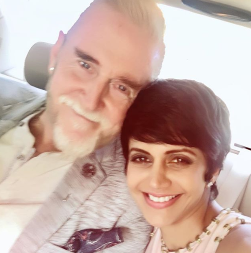Mandira Bedi, Tom Alter