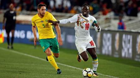 Sadio Mane takes Senegal to World Cup as they beat South Africa2-0