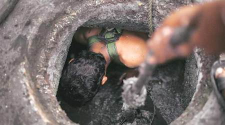 Ahmedabad Municipal Corporation to compensate kin of man who died cleaning a manhole