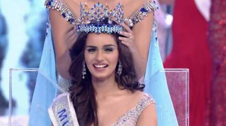 manushi chhillar, manushi chillar miss world, miss world manushi chhillar, manushi chillar skincare regime, miss world skincare regime, skincare, make-up, beauty, celeb fashion, bollywood fashion, indian express, indian express
