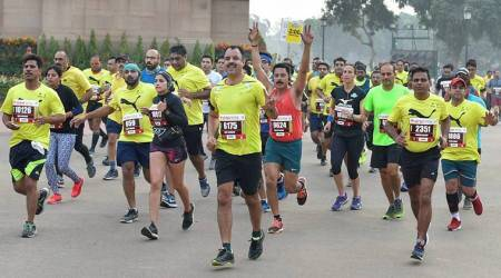 Delhi Half Marathon advanced to October 21 to avoid winter smog