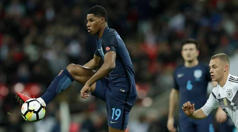 Marcus Rashford will play crucial role in England's friendly against Brazil