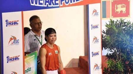 I hope my stature grows, says Mary Kom after winning her fifth Boxing Asian Championship medal