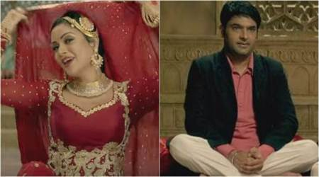 Firangi song Gulbadan: The track from Kapil Sharma's film doesn't justify the Mujra dance form