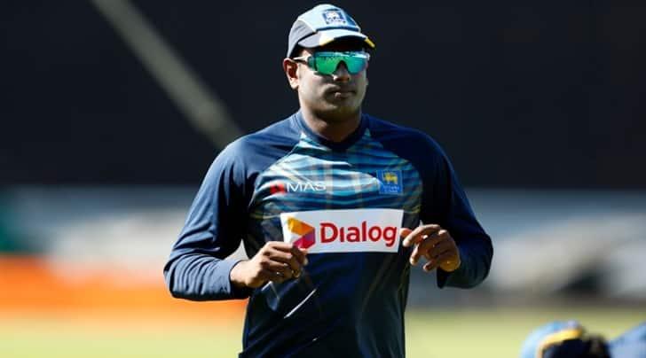 Angelo Mathews, India vs Sri Lanka, Sri Lanka tour pf India 2017, Kusal Mendis, sports news, cricket, Indian Express