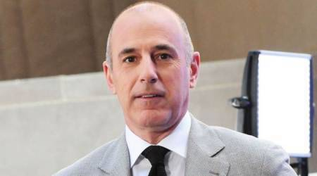 Accused of crude misconduct, Matt Lauer fired from NBC