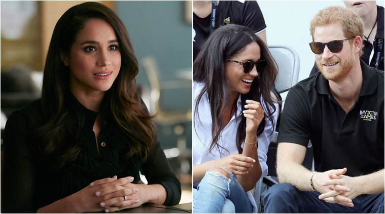 suits actor meghan markle engaged to prince harry