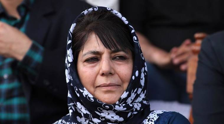 Mehbooba Mufti, Jammu and Kashmir, Terrorist attack, Sunjwan army camp attack, Sunjuwan army camp, Jammu terrorist attack, Indian Express