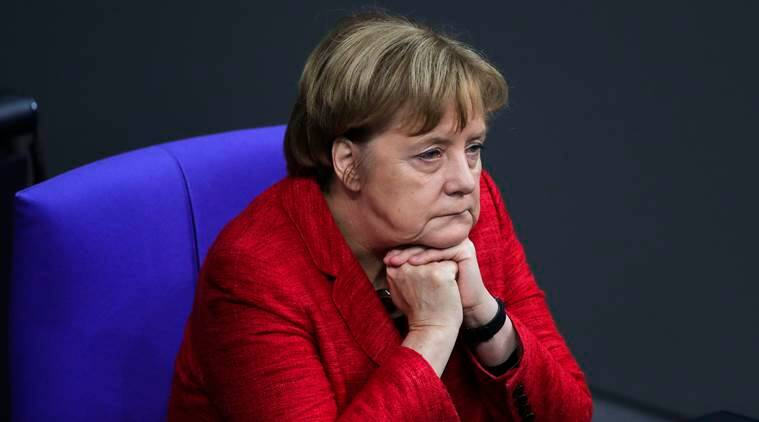 Angela Merkel sees Germany split over pace of social change