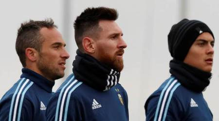 It's a lie that I put my friends in the national team, says Lionel Messi