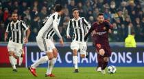 Barcelona, Juventus play out dull 0-0 draw