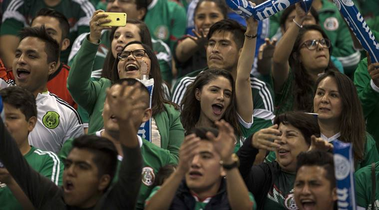 Mexico, Mexico games, mexico chants, FIFA 2014 World Cup