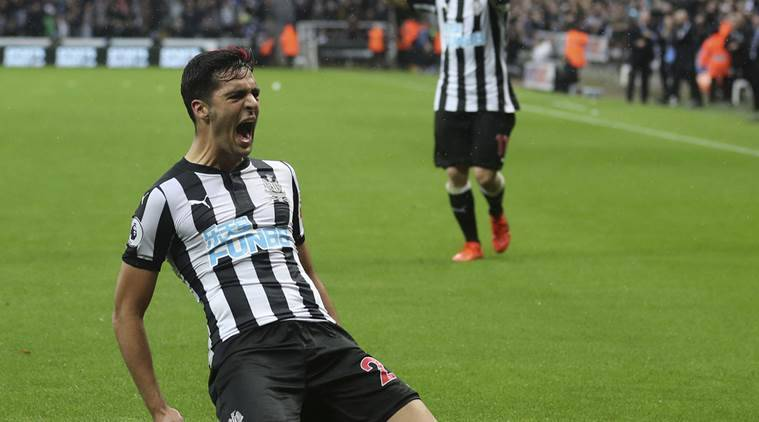 mikel merino, newcastle united, newcastl vs bournemouth,