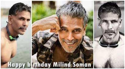 Milind Soman, Milind Soman birthday, Milind Soman age, Milind Soman hot photos, Milind Soman girlfriend