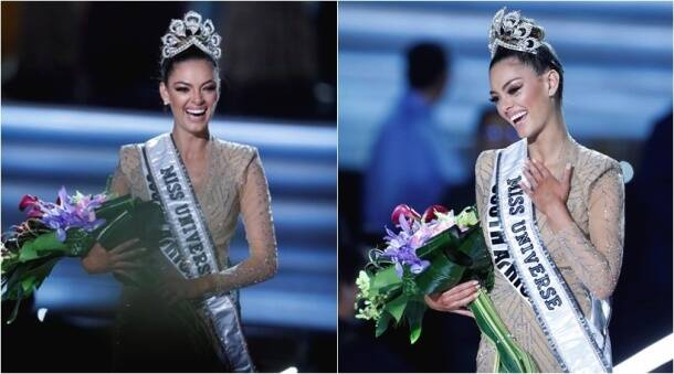 Miss Universe 2017: South Africa's Demi-Leigh Nel-Peters wins; Miss Colombia and Miss Jamaica make it to top three