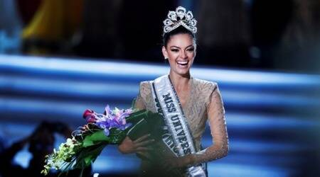 Miss Universe 2017: South Africa's Demi-Leigh Nel-Peters wins the crown