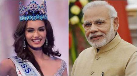 'India is proud of your accomplishments': Narendra Modi congratulates Miss World 2017 Manushi Chhillar along with Tweeple