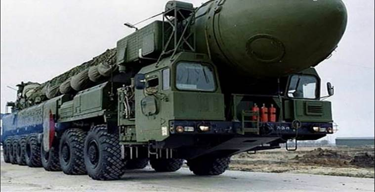 china, PLA, liberation army, new missile, dongfeng-41, ICBM, indian express, express online