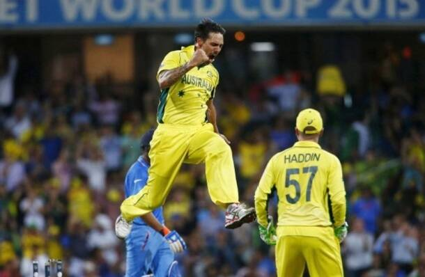 Mitchell Johnson, PSL 2018, Pakistan Super league 2018, PSL draft