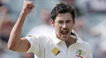 Mitchell Starc ready to carry burden of lone paceman against Pakistan