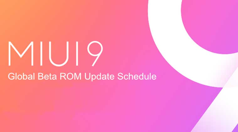 Xiaomi Redmi Note 4 MIUI 9 Stable Global roll-out begins