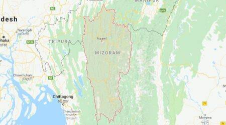 Mizoram capital to be on railway map in three years