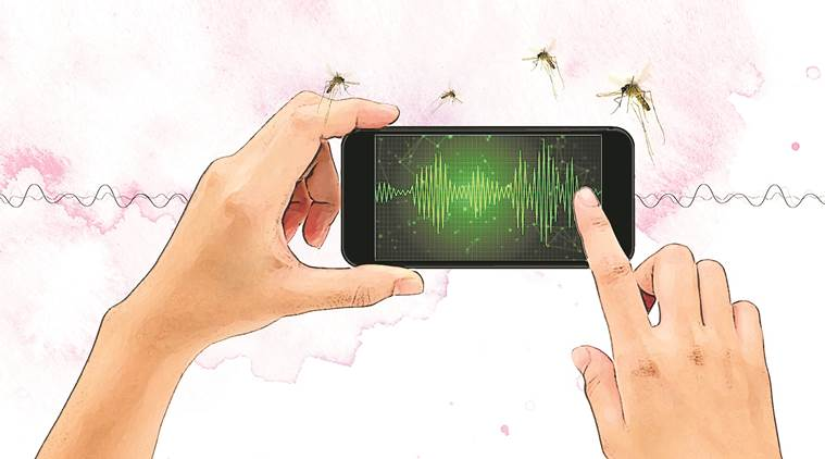 surveillance, mobile phone, mosquito, audio recording, audio recording software, cell phone surveillance, cyber spying, indian express