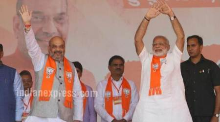 Congress leaders have 'Modiphobia', says Amit Shah