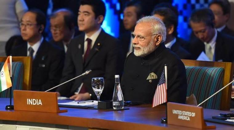 Narendra Modi, Narendra Modi at ASEAN Summit, East Asia Summit, ASEAN