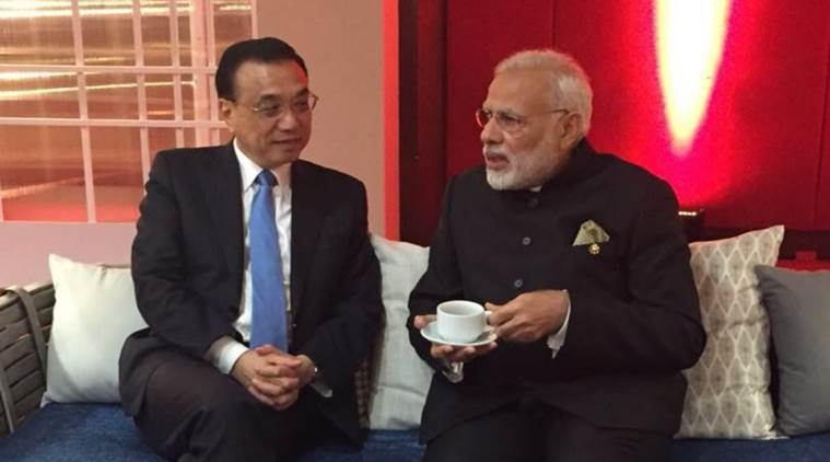 Narendra Modi, PM Modi, Chinese Premier, Li Keqiang, India-China, East Asia Summit, Manila, india news, indian express news