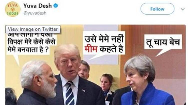 Congress condemns, apologise for derogatory tweet against PM Modi