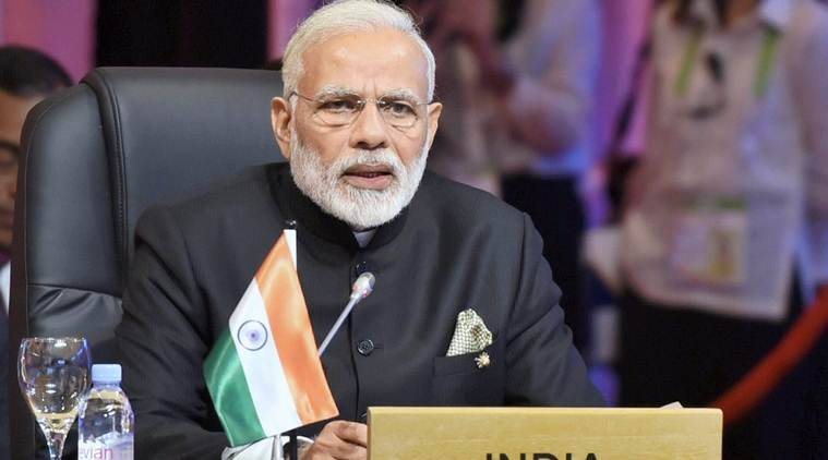 PM Modi calls on world to ensure digital space doesn't become playground for terrorism, radicalisation