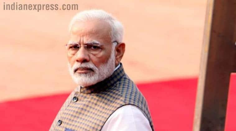 pm modi, demonetisation, note ban, narendra modi twitter, pmo twitter account, indian express