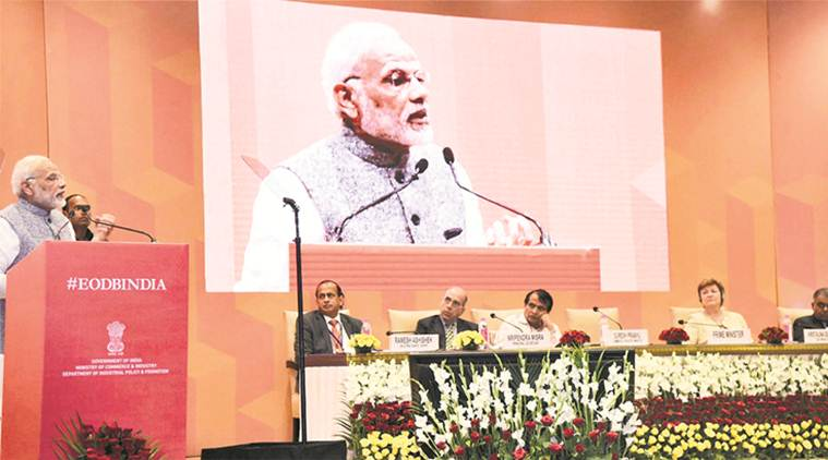Narendra Modi, PM modi, GST, Goods and services tax, World bank, GST council meeting, business, ease of business,