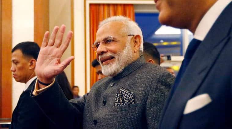 Narendra Modi, ASEAN summit, Modi in ASEAN summit, Modi donald trump, Modi in Manila, ASEAN Summit in Manila, Manila summit, phillippines, india news, indian express