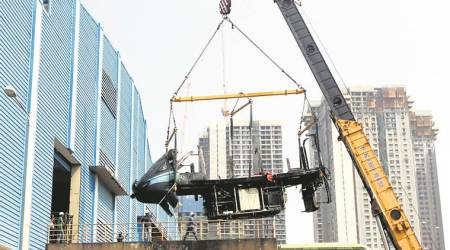 Mumbai monorail fire: Train was operating without valid fitness certificate, saypanel